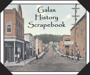 Galax Scrapbook