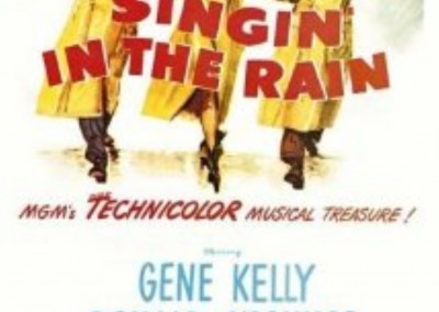 singin in the Rain (Large)